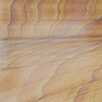 MS International Rainbow Teakwood 12 in. x 12 in. Gauged Sandstone Floor and Wall Tile (10 sq. ft. / case)