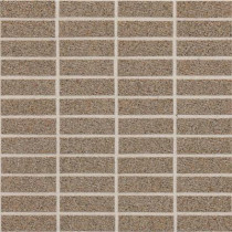 Daltile Identity Imperial Gold 12 in. x 12 in. x 9-1/2mm Porcelain Sheet-Mounted Mosaic Floor/Wall Tile-DISCONTINUED