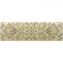 Daltile Fashion Accents Tapestry 3 in. x 9 in. Decorative Accent Wall Tile