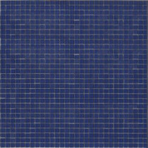 Elementz 12.8 in. x 12.8 in. Venice Starlight Glossy Glass Tile-DISCONTINUED