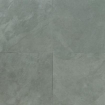 Daltile Natural Stone Collection Brazil Green 16 in. x 16 in. Slate Floor and Wall Tile (10.62 sq. ft. / case) - DISCONTINUED