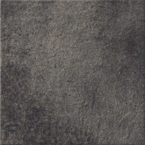 MARAZZI Porfido 12 in. x 12 in. Charcoal Porcelain Floor and Wall Tile (13 sq. ft. / case)