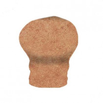 MARAZZI Sanford Adobe 1 in. x 2 in. V-Cap Corner in Ceramic Wall Tile (4 pieces / case)-DISCONTINUED