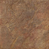 ELIANE Mt. Everest 18 in. x 18 in. Rosso Porcelain Floor and Wall Tile-DISCONTINUED