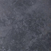 Daltile Continental Slate Asian Black 6 in. x 6 in. Porcelain Floor and Wall Tile (11 sq. ft. / case)