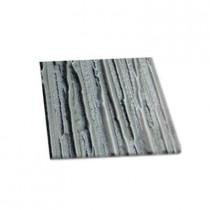 Splashback Tile Gemini Anise 4 in. x 12 in. Glass Tile - 3 in. x 6 in. X 8 mm Floor and Wall Tile Sample