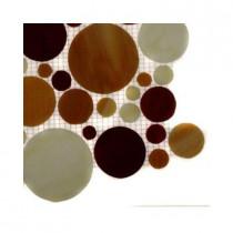 Splashback Tile Planet Blend Glass Floor and Wall Tile Sample