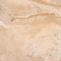 MS International Philadelphia 18 in. x 18 in. Honed Travertine Floor and Wall Tile