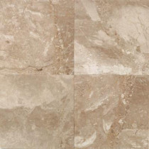 Daltile Natural Stone Collection Cedar Oniciata 16 in. x 16 in. Marble Floor and Wall Tile (10.68 sq. ft. / case)