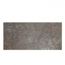 Daltile Metal Effects Brilliant Bronze 6-1/2 in. x 20 in. Porcelain Floor and Wall Tile (10.5 sq. ft. / case)-DISCONTINUED