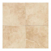 Daltile Salerno Nubi Bianche 18 in. x 18 in. Ceramic Floor and Wall Tile (18 sq. ft. / case)