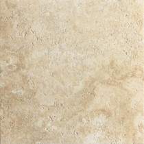MARAZZI Artea Stone 13 in. x 13 in. Avorio Porcelain Floor and Wall Tile (10.71 sq. ft./case)
