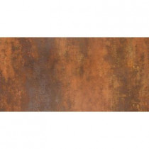 MARAZZI Vanity 12 in. x 24 in. Rust Porcelain Floor and Wall Tile (11.63 sq. ft. / case)