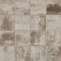 MARAZZI Vanity Frost 12 in. x 12 in. Porcelain Mosaic Floor and Wall Tile