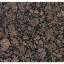 MS International Baltic Brown 12 in. x 12 in. Polished Granite Floor and Wall Tile (10 sq. ft. / case)