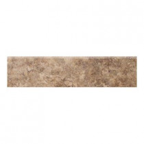 MARAZZI Campione Andretti 3 in. x 13 in. Porcelain Bullnose Floor and Wall Tile
