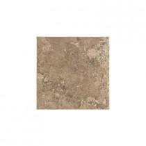 Daltile Stratford Place Truffle 3 in. x 3 in. Ceramic Bullnose Wall Tile