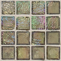 Daltile Egyptian Glass Camel 12 in. x 12 in. x 6 mm Glass Face-Mounted Mosaic Wall Tile