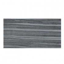 Daltile Veranda Gunmetal 13 in. x 20 in. Porcelain Floor and Wall Tile (10.32 sq. ft. / case)