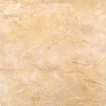 ELIANE Assiria Marfim 13 in. x 13 in. Glazed Ceramic Floor & Wall Tile (11.30 sq. ft./Case)-DISCONTINUED