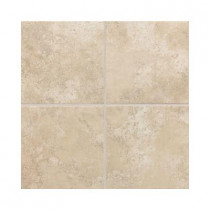 Daltile Stratford Place Alabaster Sands 18 in. x 18 in. Ceramic Floor and Wall Tile (18 sq. ft. / case)