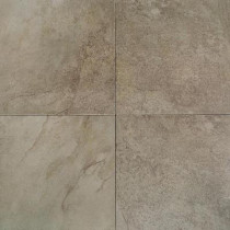 Daltile Aspen Lodge Shadow Pine 18 in. x 18 in. Porcelain Floor and Wall Tile (15.28 sq. ft. / case)-DISCONTINUED