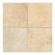 Daltile Florenza Sabbia 24 in. x 24 in. Porcelain Floor and Wall Tile (15.5 sq. ft. / case)