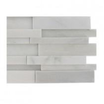 Splashback Tile Dimension 3D Brick Asian Statuary Pattern Tile Sample