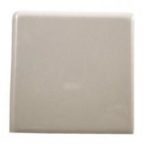 Daltile Semi-Gloss Almond 2 in. x 2 in. Ceramic Outside Corner Bullnose Wall Tile