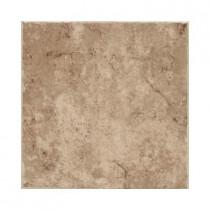 Daltile Fidenza Cafe 6 in. x 6 in. Ceramic Bullnose Wall Tile
