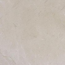 MS International Crema Marfil 12 in. x 12 in. Polished Marble Floor and Wall Tile (10 sq. ft. / case)