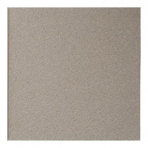 Daltile Quarry Gray 6 in. x 6 in. Ceramic Floor and Wall Tile (12 sq. ft. / case)