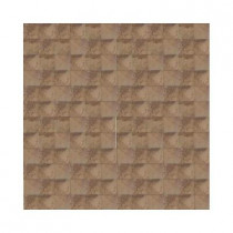 Daltile Aspen Lodge Cotto Mist 12 in. x 12 in. x 6 mm Porcelain Mosaic Floor and Wall Tile (7.74 sq. ft. / case)