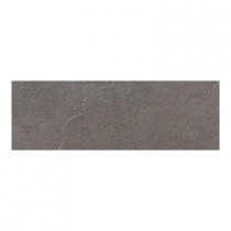 Daltile Cliff Pointe Mountain 3 in. x 12 in. Porcelain Bullnose Floor and Wall Tile