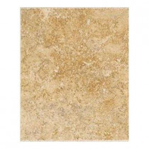 Daltile Castle De Verre Chalice Gold 10 in. x 13 in. Porcelain Floor and Wall Tile (13.13 sq. ft. / case) - DISCONTINUED