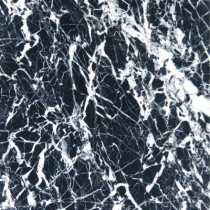 MS International Nero Marquina 12 in. x 12 in. Polished Marble Floor and Wall Tile (5 sq. ft. / case)