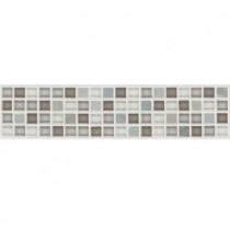 MARAZZI Artisan Ghiberti 2-3/4 in. x 12 in. x 8 mm Marble Mosaic Floor and Wall Tile