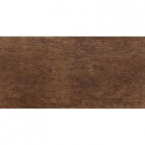 MARAZZI Riflessi Di Legno 23-7/16 in. x 11-11/16 in. Walnut Porcelain Floor and Wall Tile (9.51 sq. ft. / case)