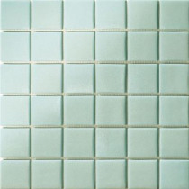 Elementz 12.5 in. x 12.5 in. Capri Giada Grip Glass Tile-DISCONTINUED