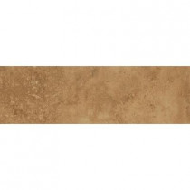 Emser 3 in. x 13 in. Coliseum Rome Glazed Porcelain Floor Single Bullnose -Each-DISCONTINUED