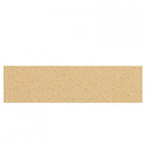 Daltile Colour Scheme Luminary Gold 3 in. x 12 in. Porcelain Floor and Wall Tile-DISCONTINUED