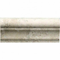 MARAZZI Montagna Lugano 2 in. x 6 in. Porcelain Sink Rail Trim Tile