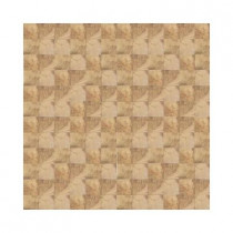Daltile Aspen Lodge Golden Ridge 12 in. x 12 in. x 6 mm Porcelain Mosaic Floor and Wall Tile (7.74 sq. ft. / case)-DISCONTINUED
