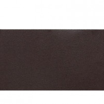 Daltile Colour Scheme Cityline Kohl 6 in. x 12 in. Porcelain Bullnose Floor and Wall Tile-DISCONTINUED