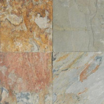 MS International Desert Trail 24 in. x 24 in. Gauged Slate Floor and Wall Tile