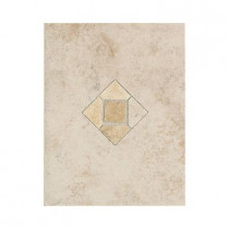 Daltile Brixton Bone 9 in. x 12 in. Ceramic Trim Wall Tile-DISCONTINUED