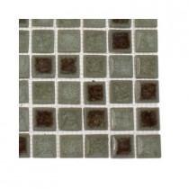 Splashback Tile Roman Selection Basilica Glass Floor and Wall Tile Sample