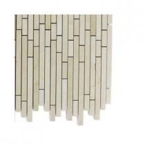Splashback Tile Windsor Random Jerusalem Gold Marble Tile Sample