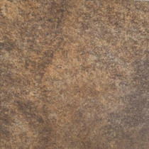 MARAZZI Granite Marron 12 in. x 12 in. Glazed Porcelain Floor and Wall Tile (14.6 sq. ft. / case)