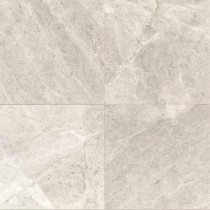 Daltile Arctic Gray 12 in. x 12 in. Natural Polished Stone Floor and Wall Tile (10 sq. ft. / case)
